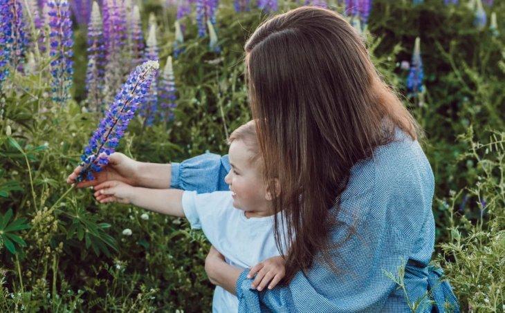 kosmetyczne inspiracje, dzień matki