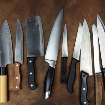 jak wybrać nóż