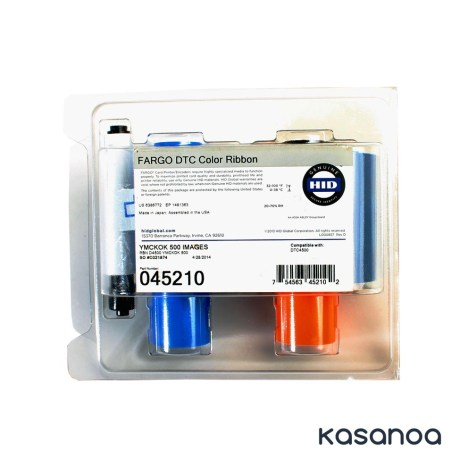Ribbon printer id card dtc 4500_kasanoa.com