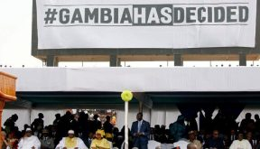 Image result for Gambia's opposition UDP takes majority in parliament