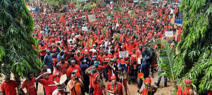Buipe Chiefs vow to stop NDC protest march against EC on Dec. 21 3