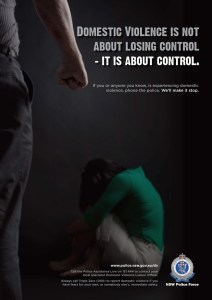 Domestic Violence Poster 1