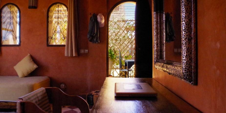 SUITE Nº7 - SALON - KASBAH TITRIT