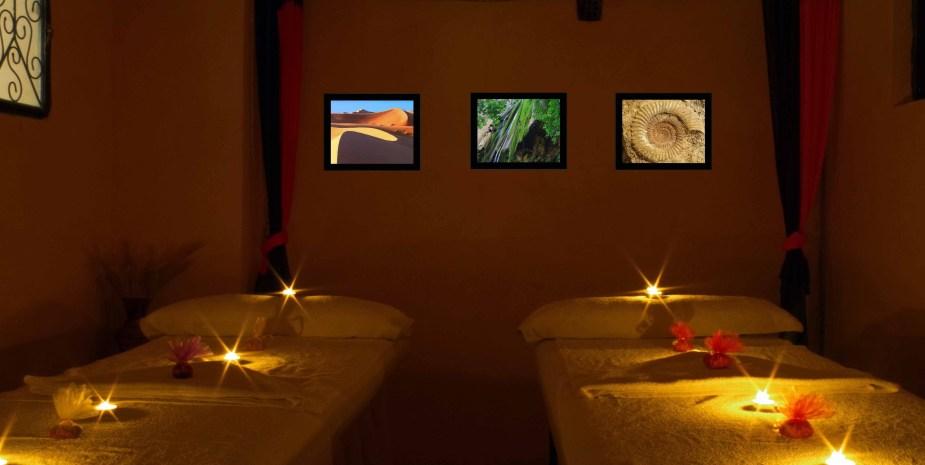 Kasbah Titrit - salle massage