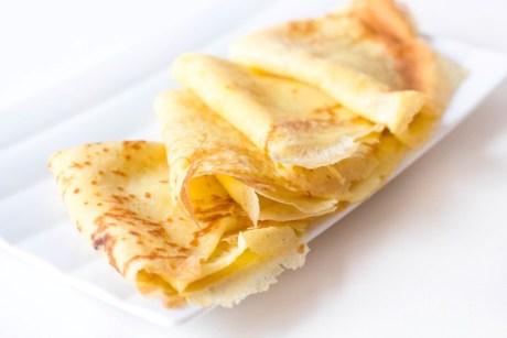 Glutenfreie Pfannkuchen