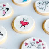 kekse mit bild