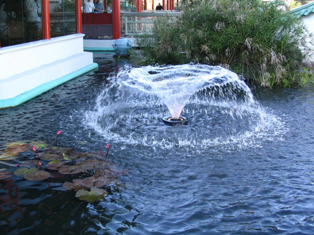 Pond Water Fountains