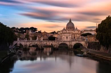 Mathew Browne - Vatican City