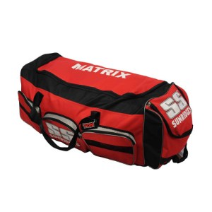 SS Matrix Bag - Wheels