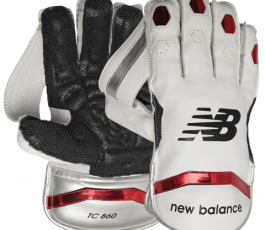 New Balance TC 860 Wicket Keeping Glove (Mens)