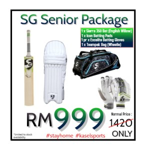 SG Senior Package (Individual) E.W