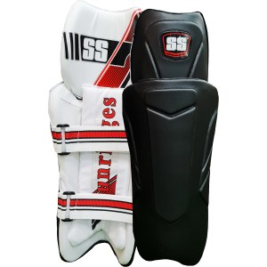 SS Dragon WK Pad (Mens) (Black)