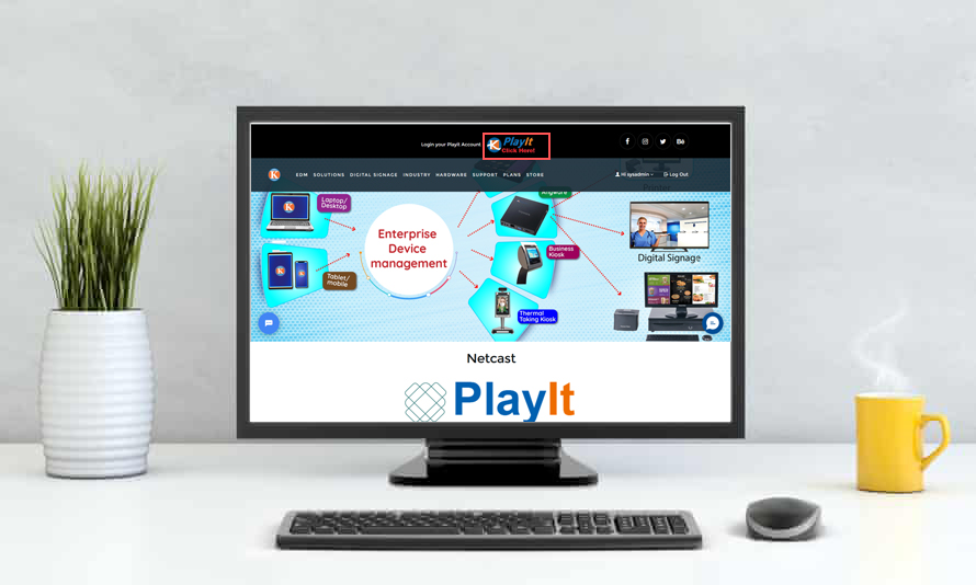 Playit Android TV Box