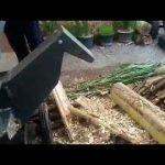 เครื่องสับย่อยซากพืชเอนกประสงค์ใช้ง่าย กำลังผลิตสูง (คลิป)