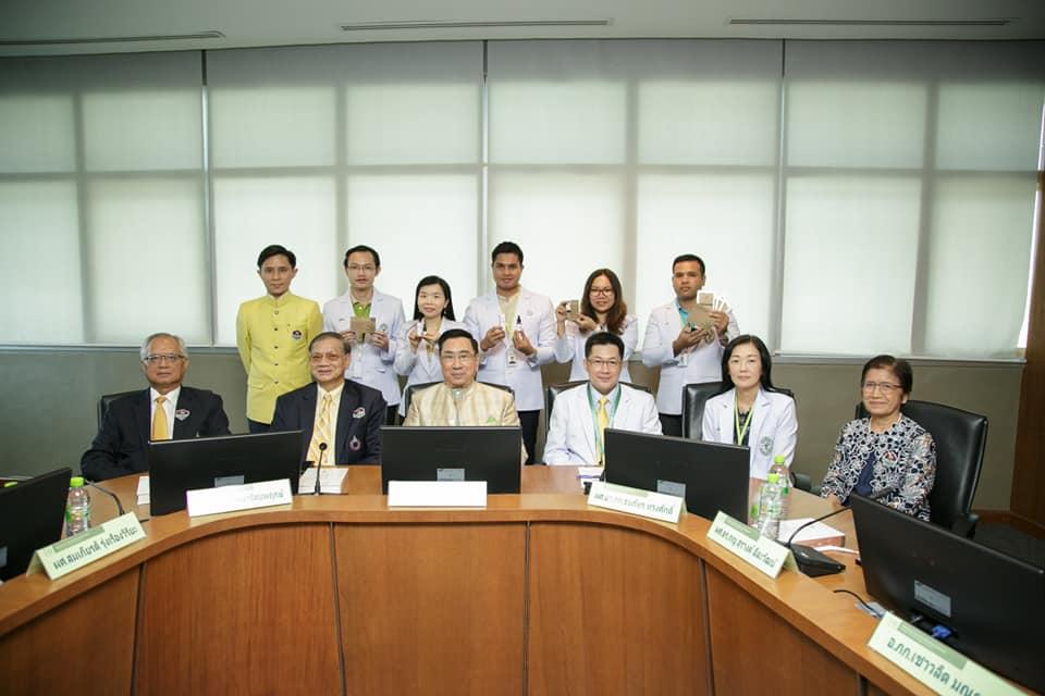 ม.รังสิตเปิดสถาบันวิจัยกัญชาแห่งแรกในไทย หลังพบ CBN ยับยั้งเซลล์มะเร็งปอดได้