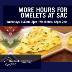 Stony Brook Campus Dining Committee Ad