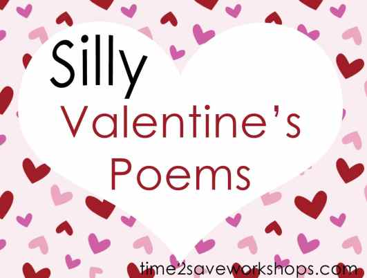 silly Valentine Poems
