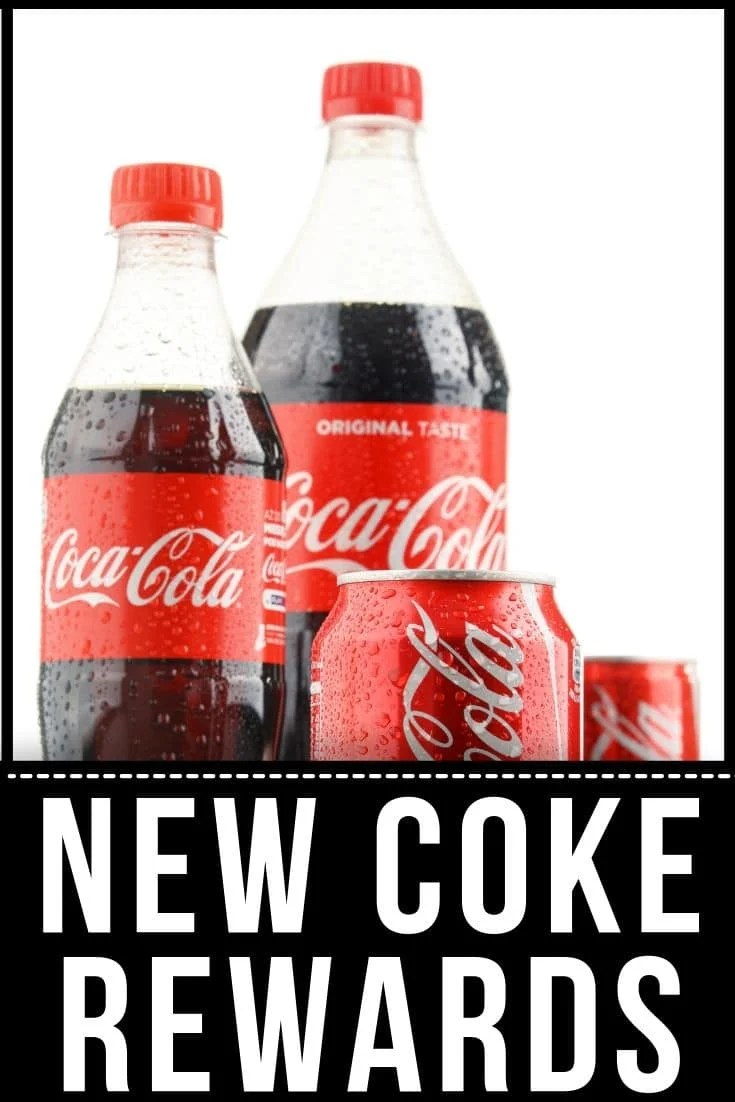 4 Coca-Cola Can Note Cards UNUSED