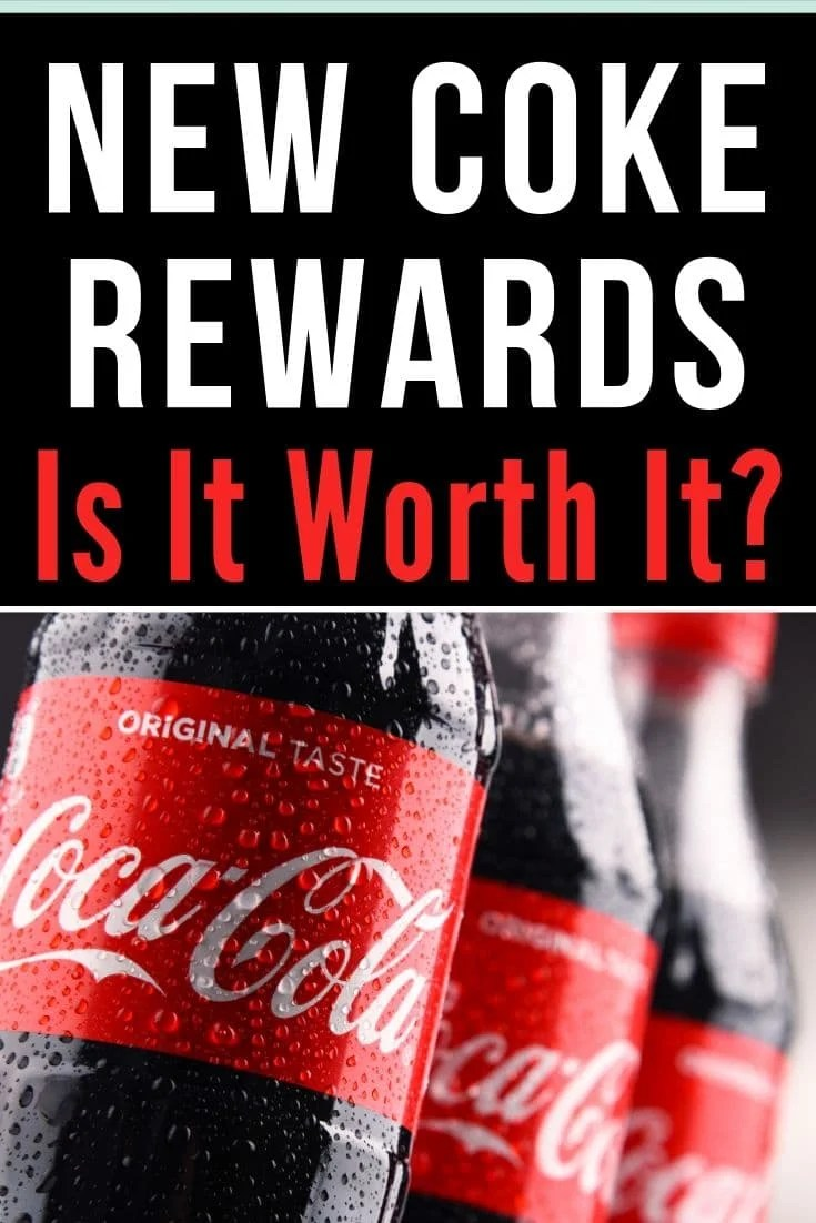 The New My Coke Rewards | How Does it Work? Is It Worth It? | Kasey