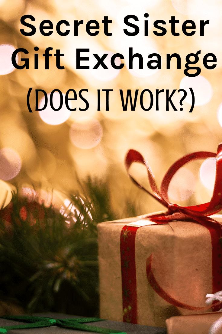 Christmas Sister Swap.Secret Sister Gift Exchange Does It Work Kasey Trenum