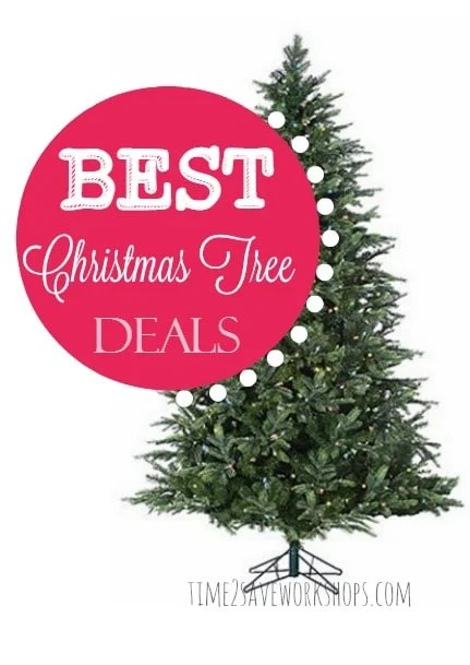 huge discount 2c713 56875 BEST Christmas Tree Deals | $24 at Walmart, $46 Shipped from ...