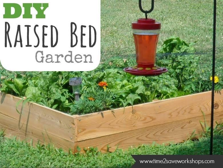 Raised Vegetable Garden Soil Recipe