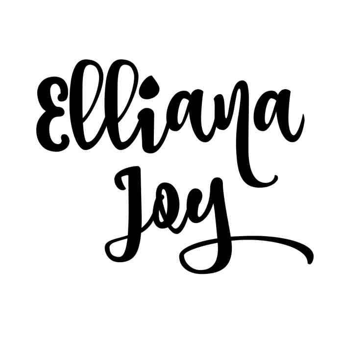 elliana-joy
