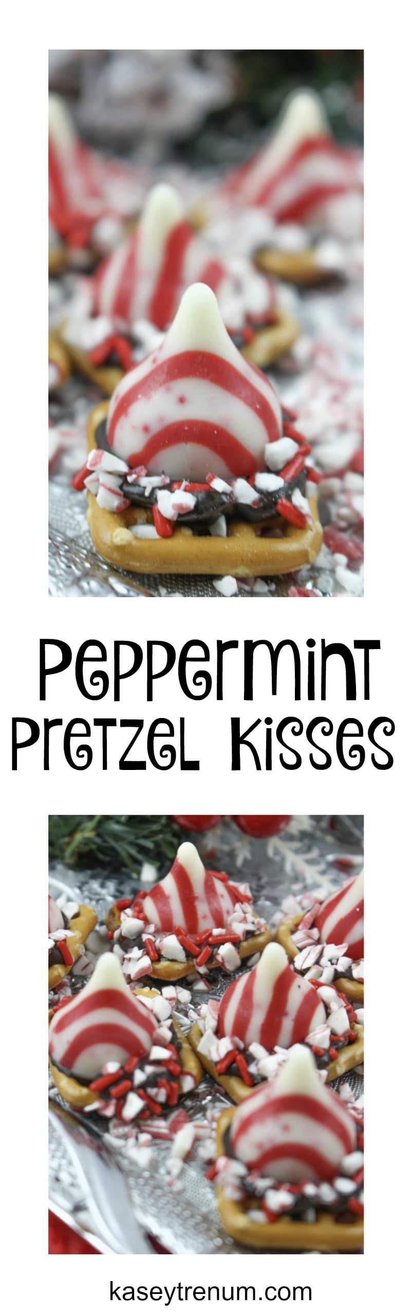 peppermint-pretzel-kisses-collage