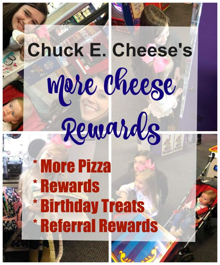 More Cheese Rewards