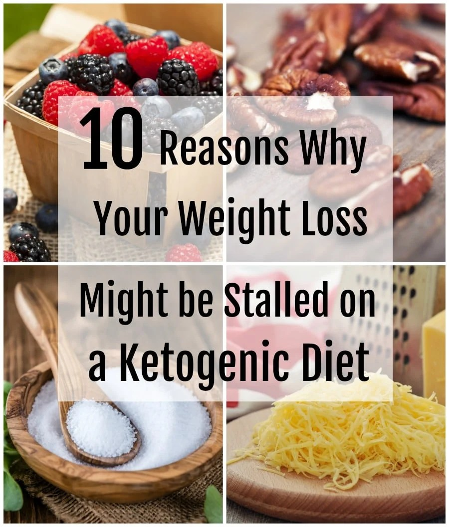 Keto Diet Weight Loss Stall