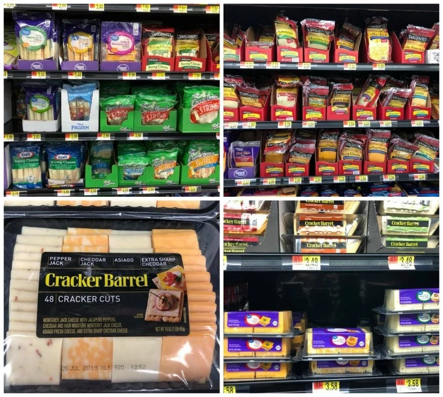 Keto Grocery Items at Walmart