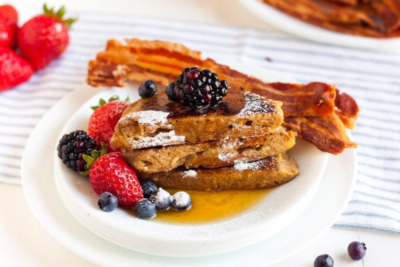 keto French toast recipe for keto breakfast ideas
