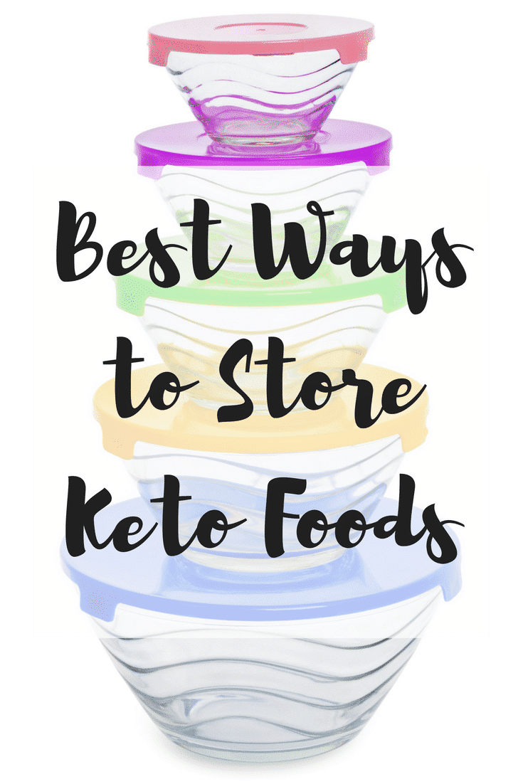 Store Keto Foods