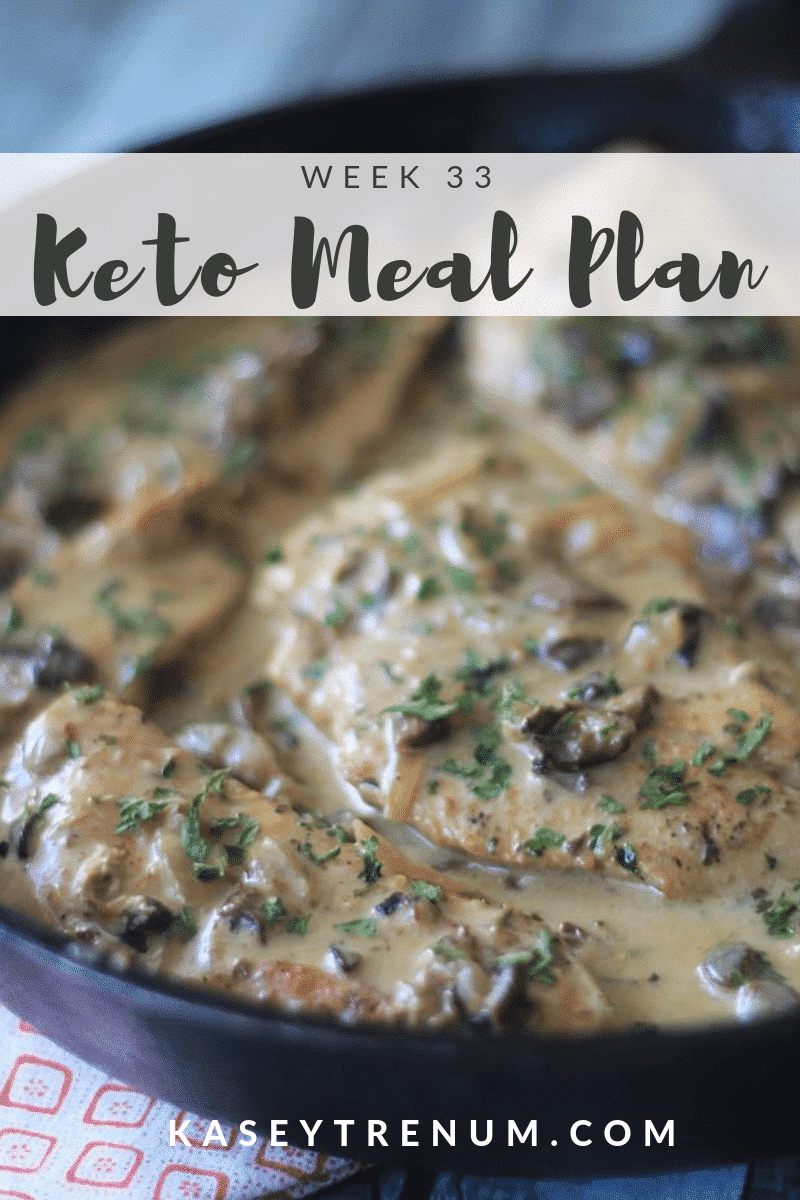I post Keto Meal Plan Ideas each week for inspiration. All of my recipes are simple to make, family friendly, and delicious.