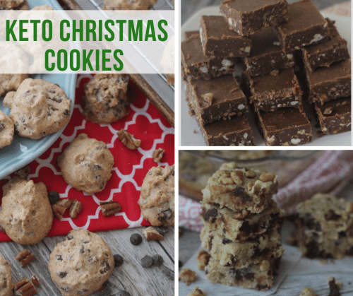 Keto Christmas Cookies Bars Candy Recipes 25 Incredible Recipes