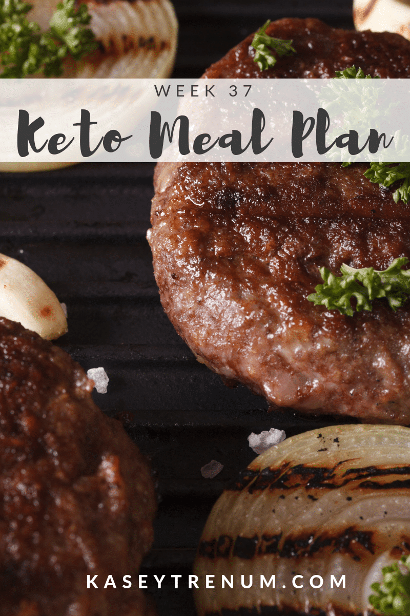 Everyone always ask for a keto meal plan example to give them an idea of what to eat each week. Here is my simple and easy family friendly keto meal plan that is delicious and family friendly.  #keto #lowcarb