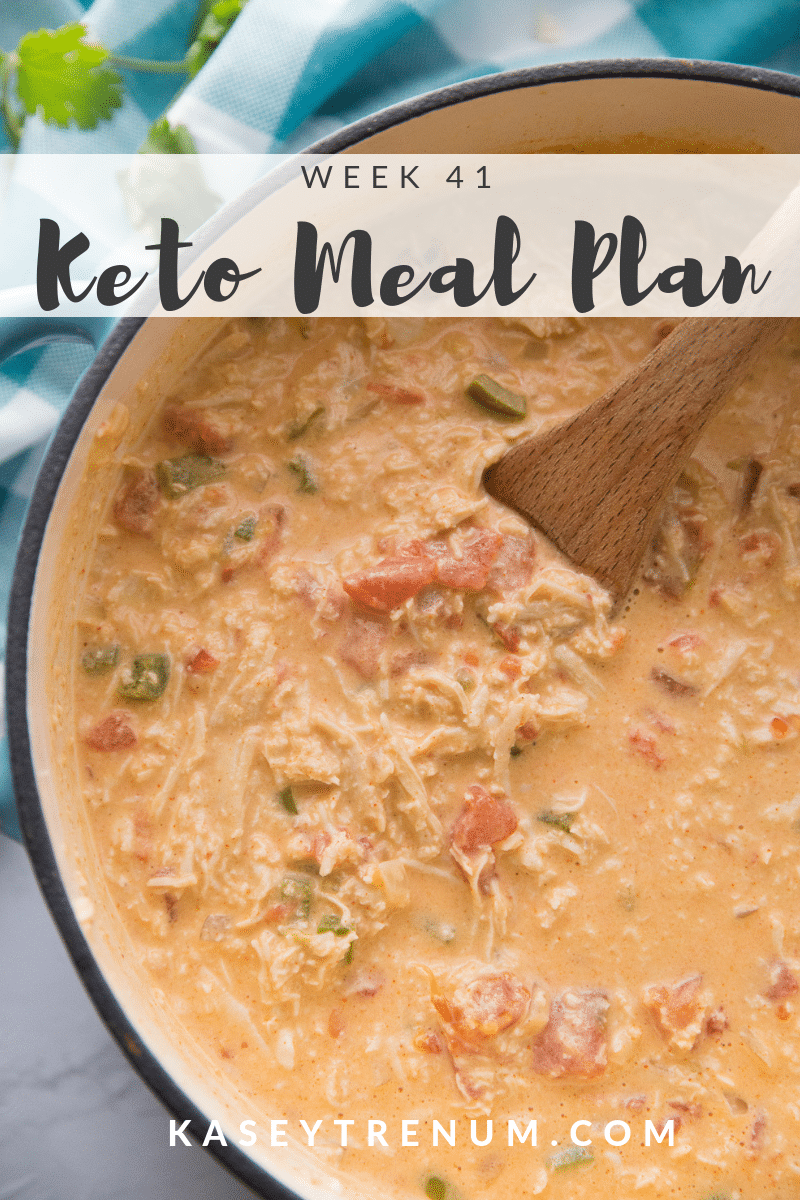 The Keto Diet Meal Plan is super simple with easy recipes and posted weekly in hopes that you will be inspired as you are planning your week. #keto #lowcarb