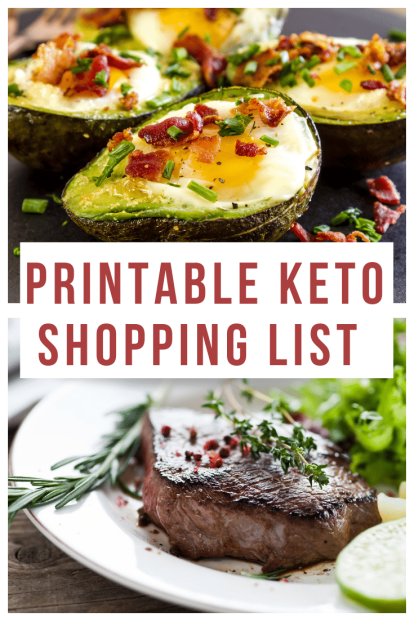 This Low Carbohydrate Diet Meal Plan is perfect for those following a ketogenic or low carb diet. Each keto dinner recipe included is simple to make so that you don't have to spend a lot of time in the kitchen making this healthy lifestyle change easy to follow.