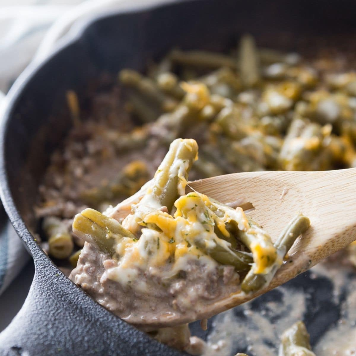 Keto Ground Beef Casserole Perfect Comfort Dish Kasey Trenum