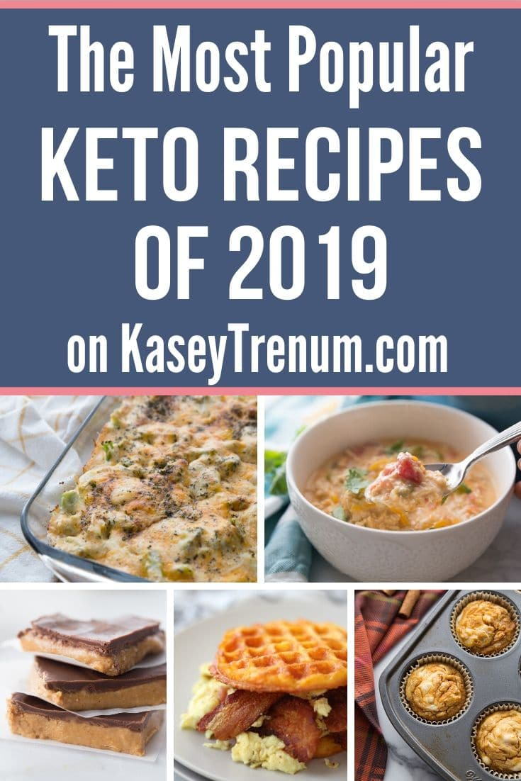 Collage of Keto Recipes