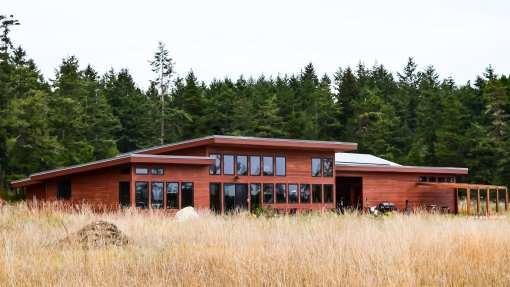 Modern Rustic Custom Home