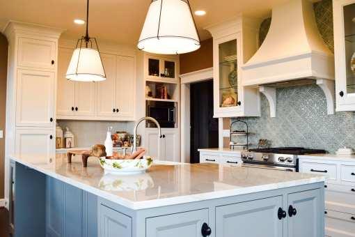 Camas Inset Door Style Kitchen Remodel