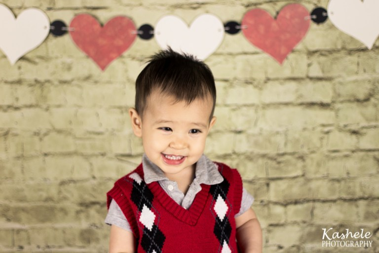 Valentines Session for my Little Boy | NSL Utah Family Photographer | Kashele Photography