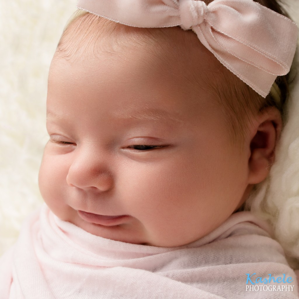 Close up for Utah County Newborn Photography Post