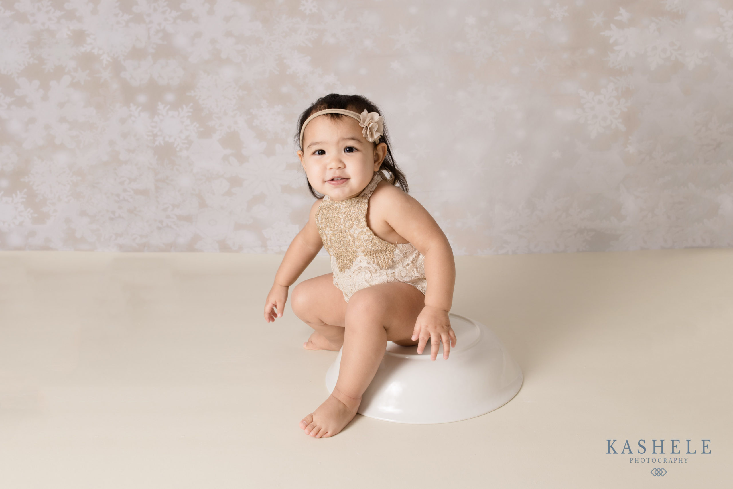 18 month milestone with little girl