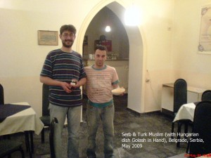 Muslims in Serbia