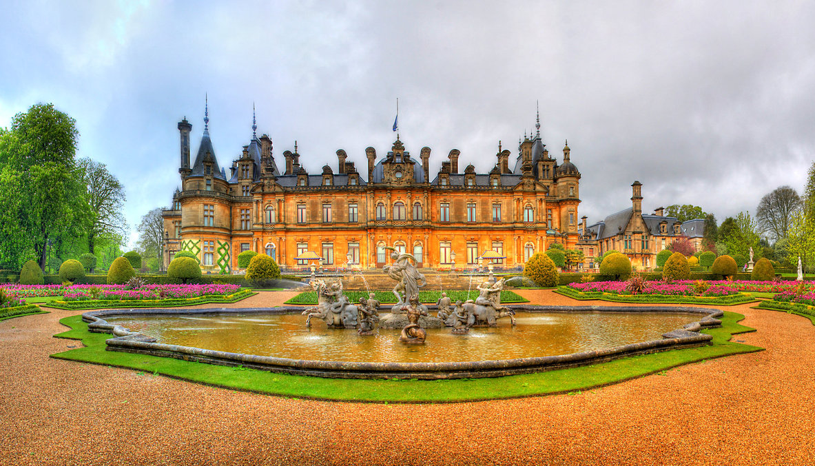 Image result for waddesdon manor