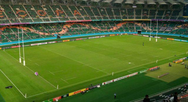 エコパスタジアム ラグビーワールドカップ ラグビーW杯 屋根 アクセス
