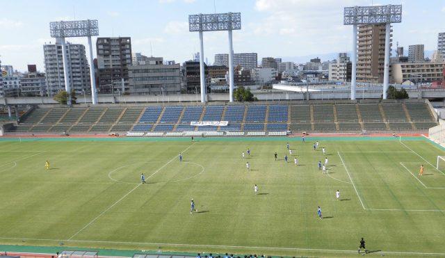 キンチョウスタジアム 関西大学リーグ 関西大学サッカーリーグ 桜スタジアムプロジェクト