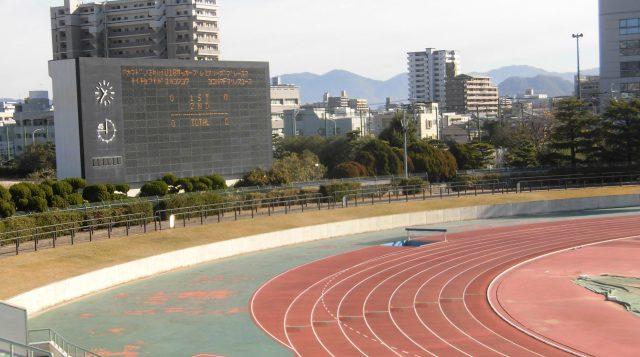 広島スタジアム 芝生席 ゴール裏 立ち見